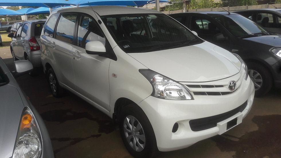 2015 Toyota Avanza 1.3 SX (White)