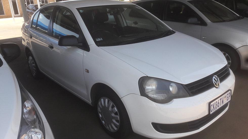 2013 Volkswagen Vivo 1.4i Trendline (White)