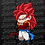 Thumbnail: SSJ4 Gogeta DBZ Chibi