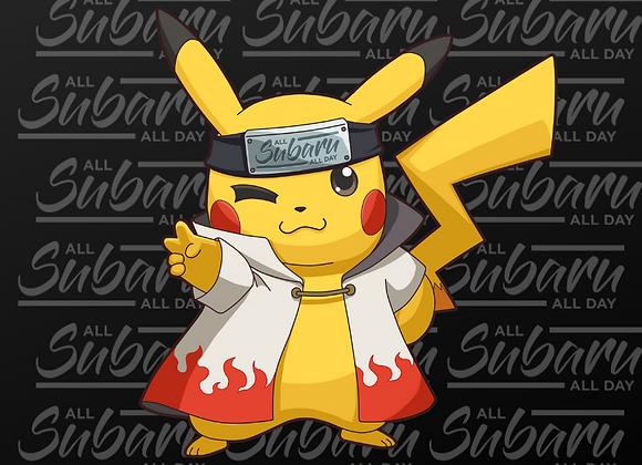 Hokage Pikachu