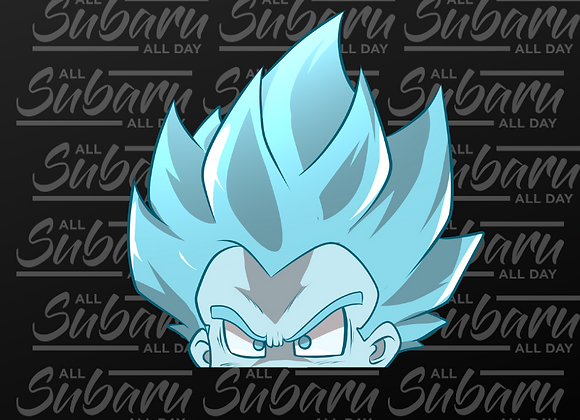 Dragon Ball Peeker Ghost Gotenks