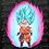 Thumbnail: SSJB Kaioken Goku Chibi
