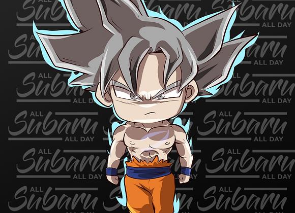 MUI Goku DBZ Chibi