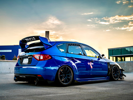 Theory_wrx Featured Ride #3