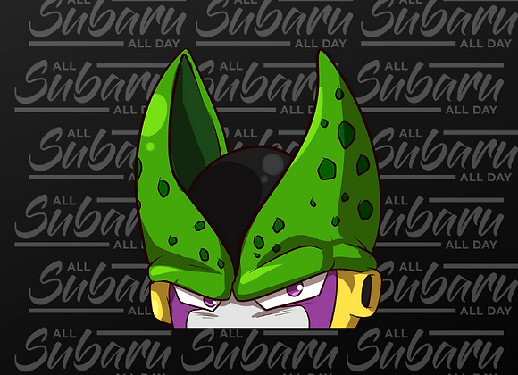 Dragon Ball Peeker Perfect Cell