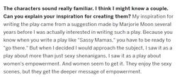 Sassy Mamas Interview