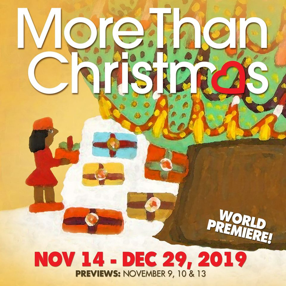 MORE THAN CHRISTMAS