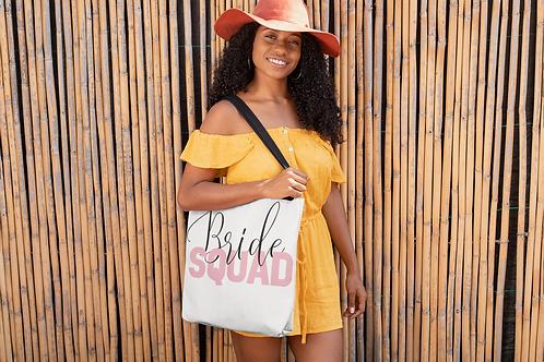 Bride Squad Tote Bag