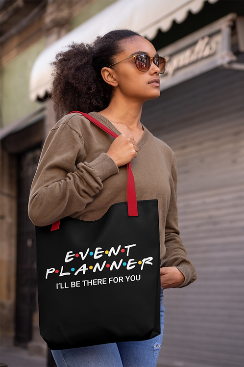 Event Planner Tote Bag
