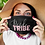 Thumbnail: Bride Tribe Face Mask