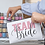 Thumbnail: Team Bride Make Up Bag