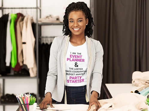 I Am The Event Planner T-Shirt