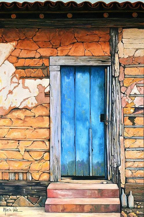 Porta Azul (original)