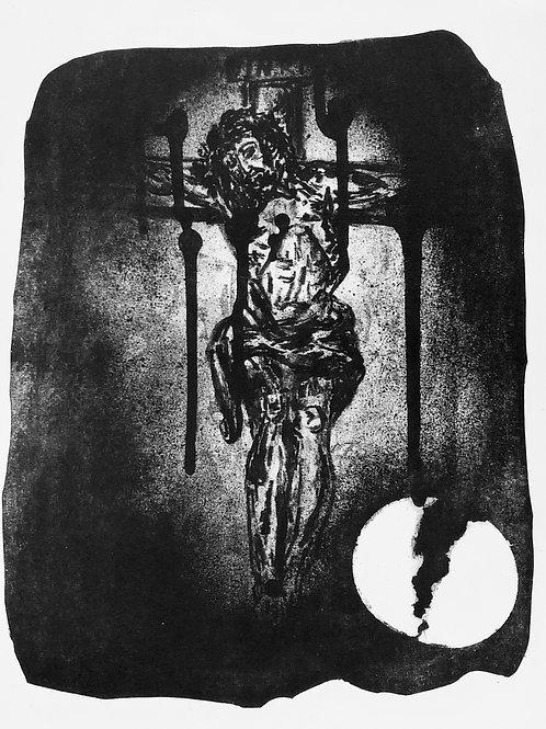 O Crucificado (litografia)