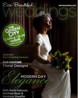 Eco-beautiful Weddings Magazine