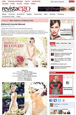 Ego Moda Blog Editoral Shoot