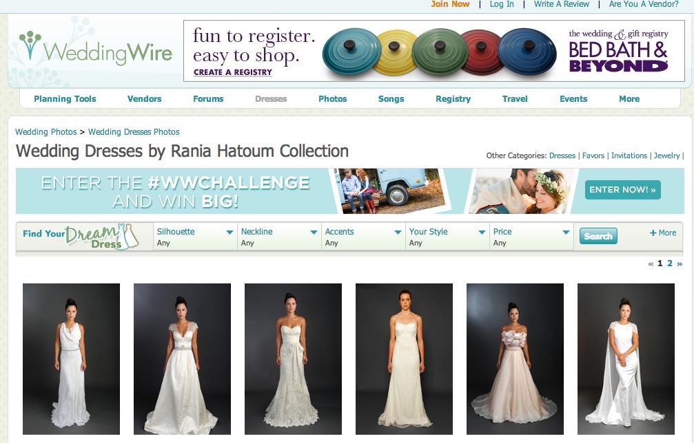 Wedding Wire Photo Gallery