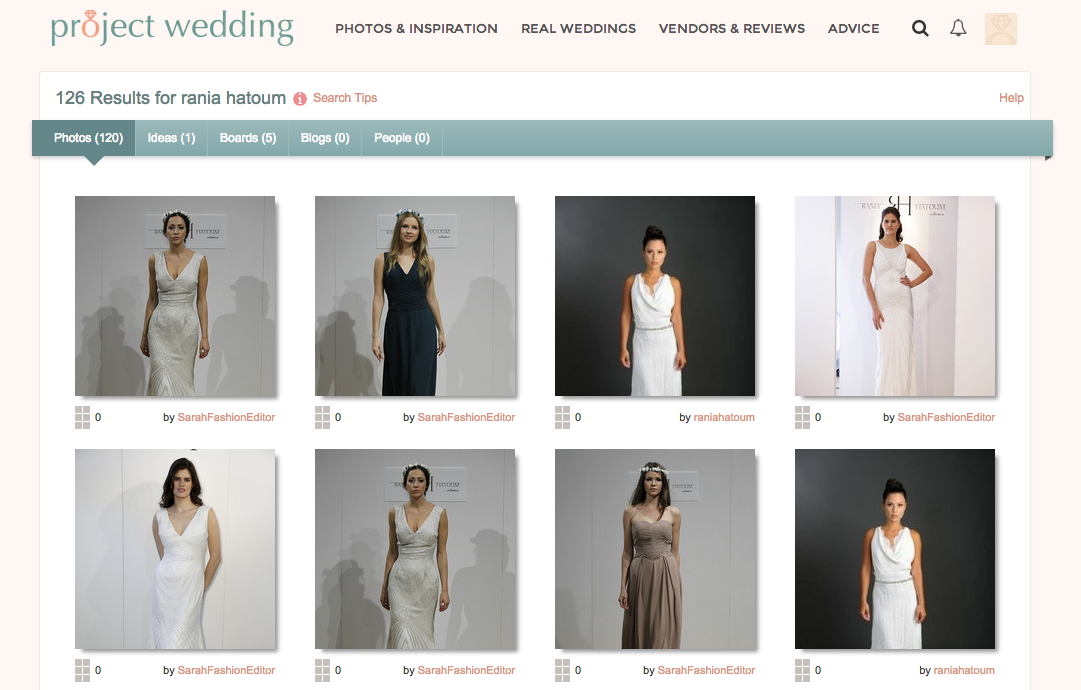 Project Weddings Bridal Week