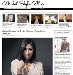 Bridal Style Blog