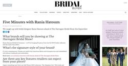 Bridal Buyer Magazine