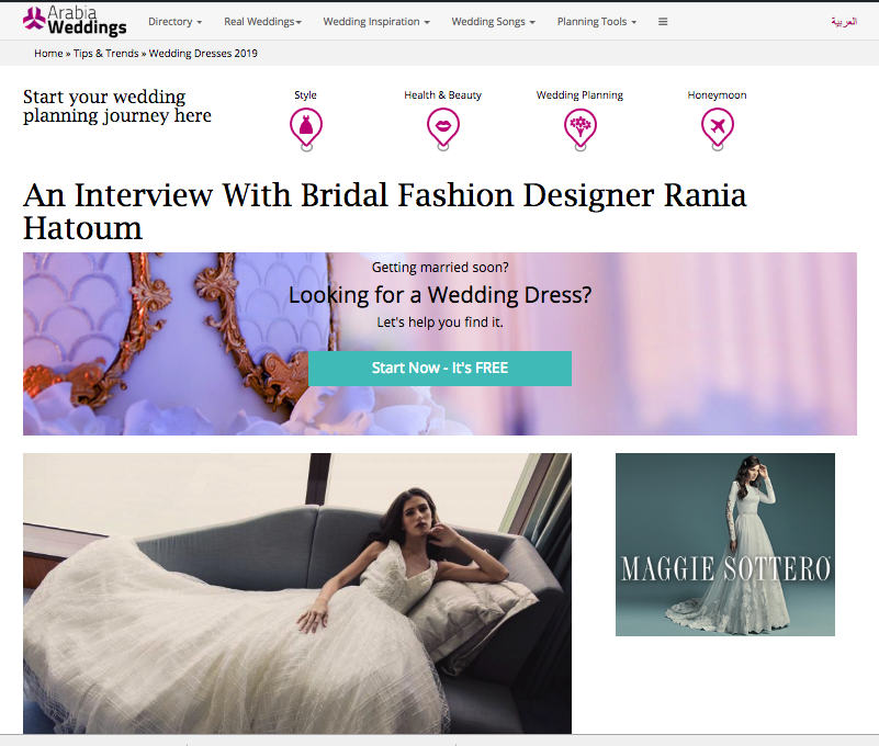 Arabia Weddings Press