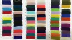 2016 Bridesmaid color chart -1