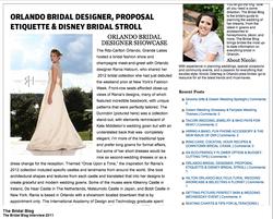 Orlando Wedding Magazine