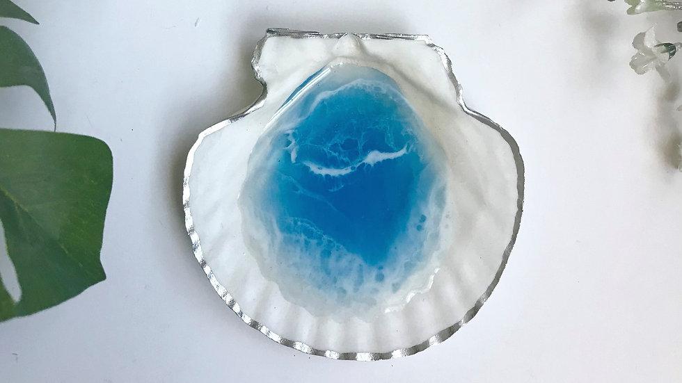 Scallop Shell Trinket / Ring dish