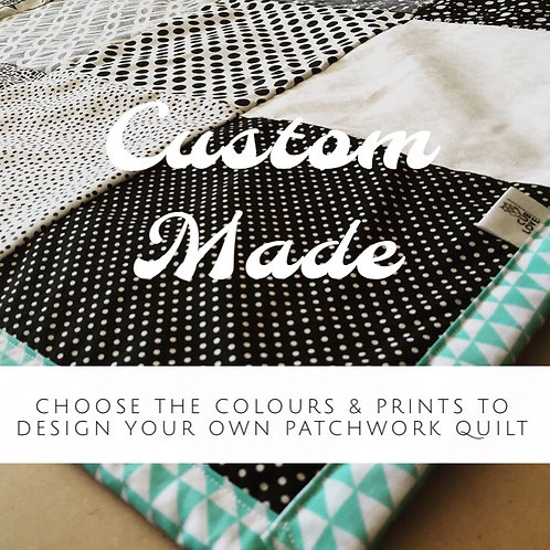 Custom Patchwork Quilt