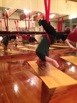 aerial yoga richmond