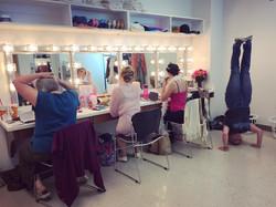 dressing room closing VMT