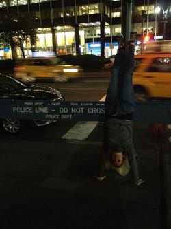 nyc police line