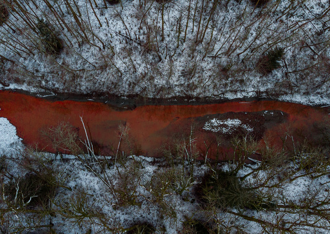 blood river canada red forest drone toxi