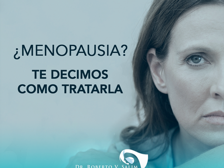 Cómo se trata la menopausia