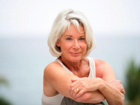Cómo mantener el peso durante de la menopausia