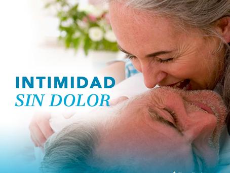 Tratamiento para evitar dolor por sequedad durante las relaciones íntimas