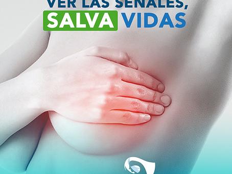 Razones para solicitar una revisión mamaria