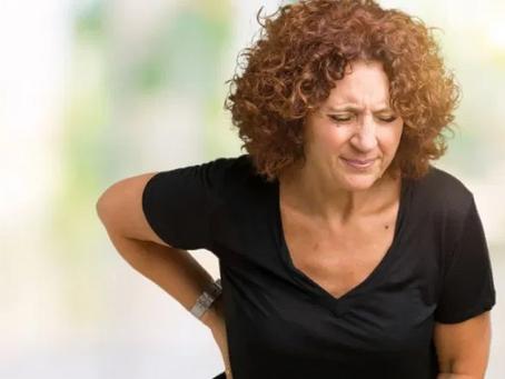 Menopausia y dolor de espalda