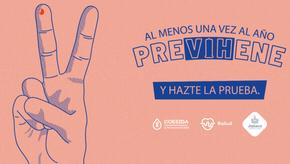 Previene el VIH y las infecciones de trasmisión sexual