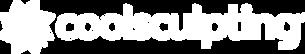 Coolsculpting Logo blaco