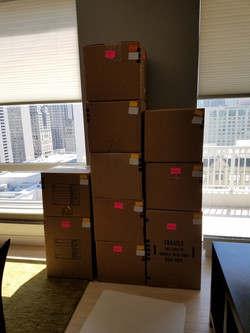 Organized Packing!