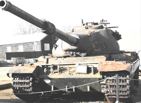 'Isle of Wight volunteers sought to restore army tank'.