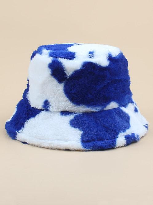 """Blueberry Swirl"" Bucket Hat"