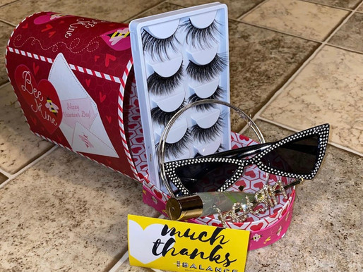 Last Minute Gifts and Idea's for Valentine's Day!