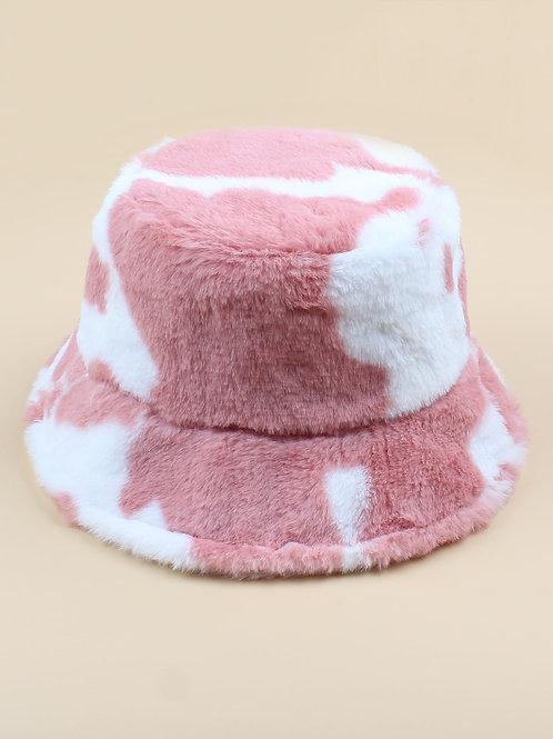 """""""Strawberry Milk"""" Bucket Hat"""
