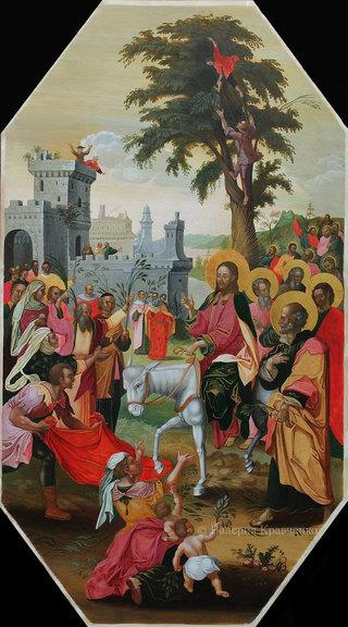"""""""The Entry into Jerusalem"""""""