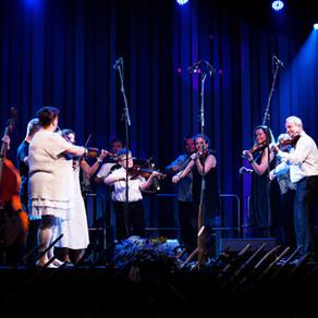 Jubileumskonsert, Østerdølenes spellmannslag 40 år