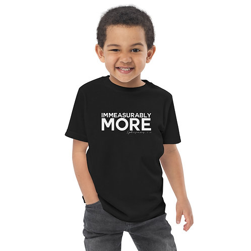 Toddler - Immeasurably More