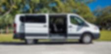 12 Passenger Ford Transit