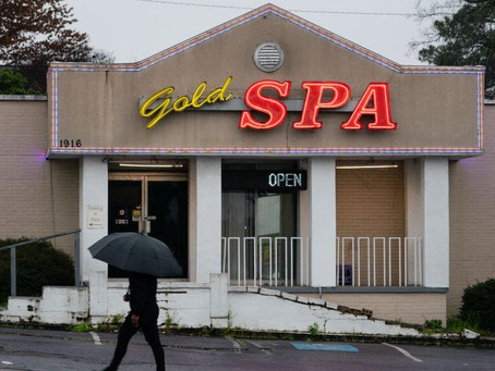 The killer knowingly targeted Asian women in spas